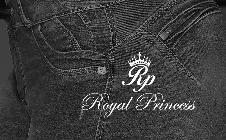 Logo Royal Princess Jeans
