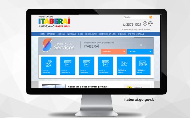 Portal Prefeitura de Itaberaí