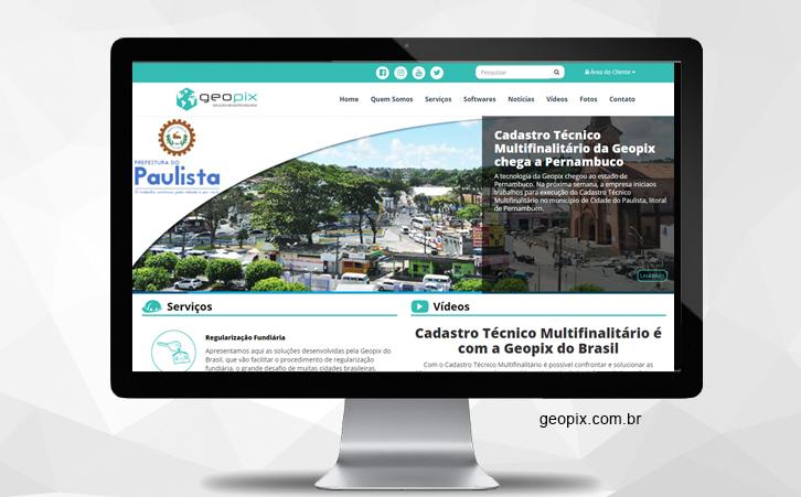 Portal Geopix